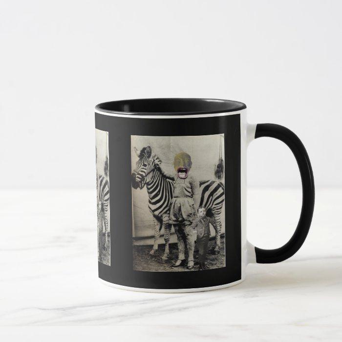 D.W. Scream Circus Act Mug