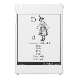 D was once a little doll cover for the iPad mini