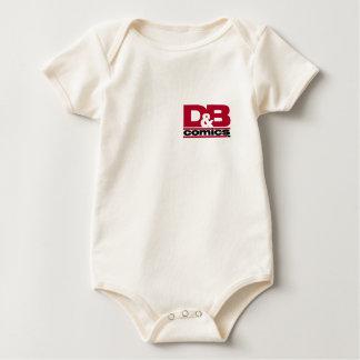 D y ropa oficial de la tienda de los tebeos de B Traje De Bebé