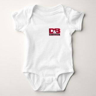 D y ropa oficial de la tienda de los tebeos de B T-shirts