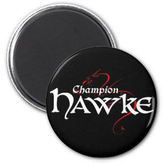 DA2 - Campeón HAWKE - imán (oscuro)