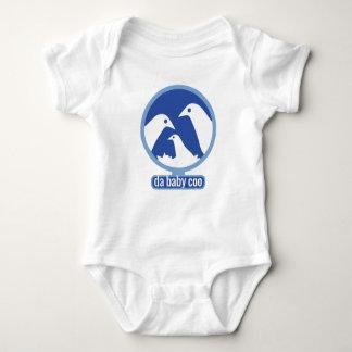 'Da Baby Coo' Pidgin Quixoté Baby Shirt