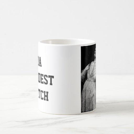 Da Baddest Witch - Caliban & the Witch Mug