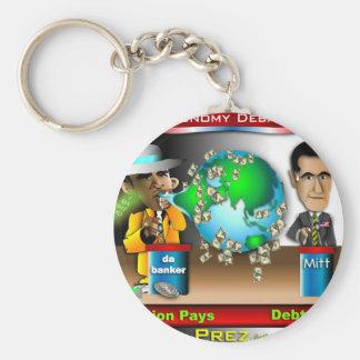 da banker keychain