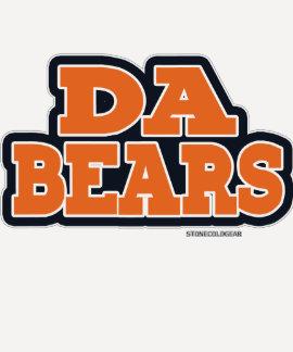Da Bears T Shirts
