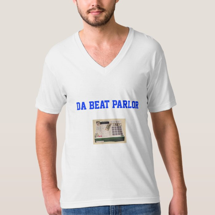 Da Beat Parlor T-Shirt