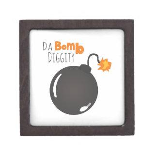 Da Bomb Diggity Premium Keepsake Box