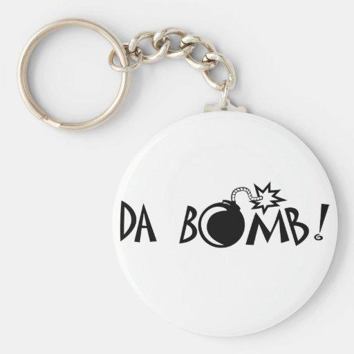 Da Bomb! Key Chain
