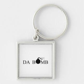 Da Bomb Keychain
