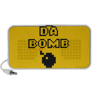 Da Bomb Travel Speakers