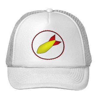 DA' BOMB TRUCKER HAT