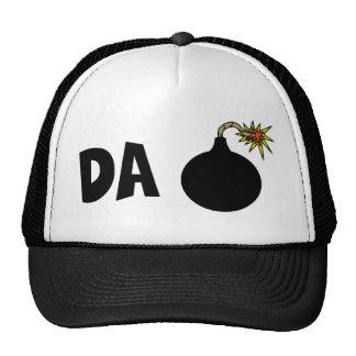 Da Bomb Trucker Hats