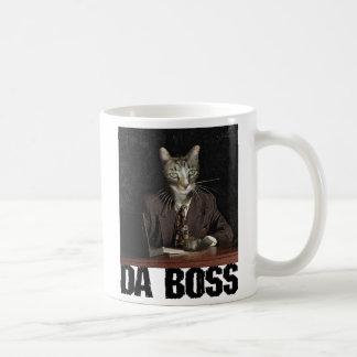Da Boss Mug