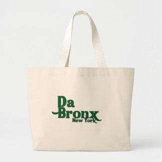 da bronx 1 large tote bag