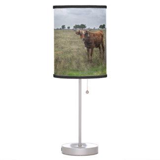 Da Brown Cow Table Lamp