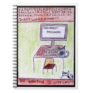 DA CatToon #4 - cuaderno de los piratas informátic