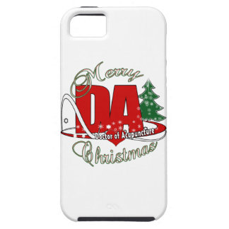 DA CHRISTMAS DOCTOR OF ACUPUNCTURE iPhone SE/5/5s CASE