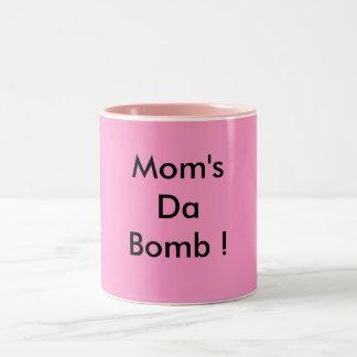 ¡DA de la mamá bombardea! Tazas