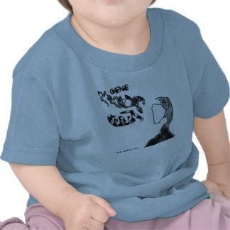 DA GENE CO. BABY DESIGN T SHIRTS