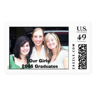da girlz redux, Our Girls!2006 Graduates Postage