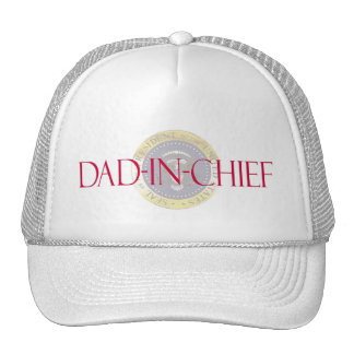 Da in Chief Hat
