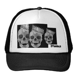 da king, da king, da king, Infamous Trucker Hat