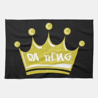 Da King Hand Towel