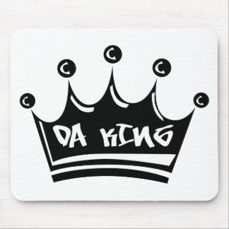 Da King Mouse Pad