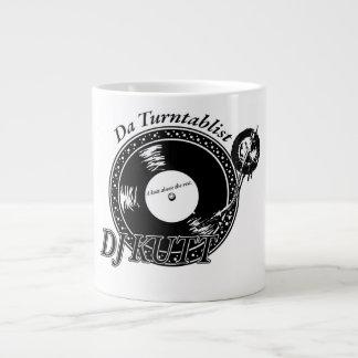 DA Turntablist DJ Kutt Taza Grande