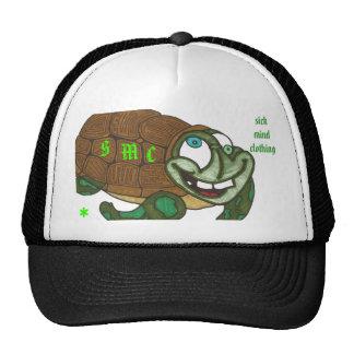"""""""da turtle lid"""" trucker hat"""