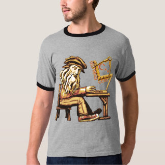 Da Vinci Code C++ Camisetas del campanero Polera