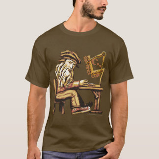 Da Vinci Code C++ Dark T-Shirts