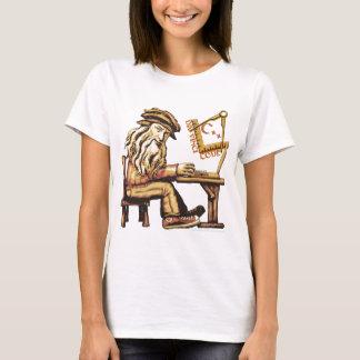 Da Vinci Code C++ Ladies Baby Doll T-Shirt