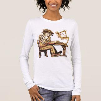 Da Vinci Code C++ Ladies Long Sleeve Long Sleeve T-Shirt