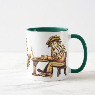 Da Vinci Code C++ Ringer Mugs
