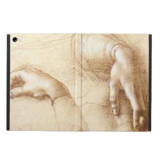 Da Vinci Hands iPad Case