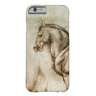 Da Vinci Horse Study iPhone 6 case