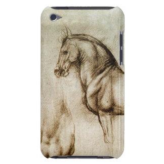 Da Vinci Horse Study iPod Case