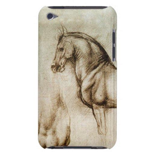 Da Vinci Horse Study iPod Case iPod Touch Case-Mate Case