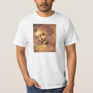 Da Vinci La Scapigliata T-shirt