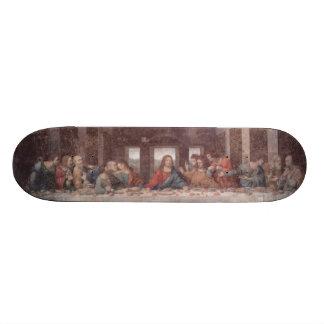Da Vinci, Leonardo - la última cena Monopatin Personalizado