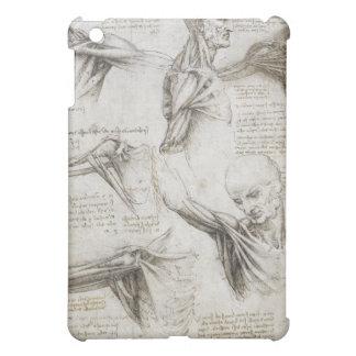 Da Vinci, Leonardo - Study of Anatomy iPad Mini Case