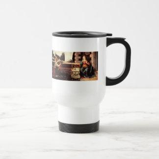 Da Vinci, Leonardo - The Annunciation Mugs