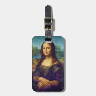 Da Vinci: Mona Lisa Bag Tag