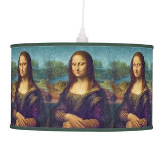 Da Vinci: Mona Lisa Ceiling Lamp
