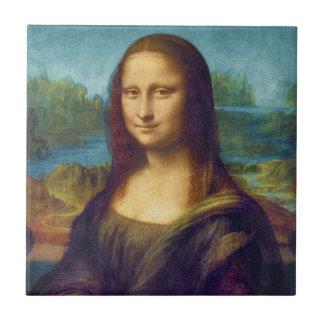 Da Vinci: Mona Lisa Ceramic Tile