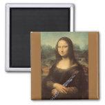 Da Vinci, Mona Lisa e imán de Oboe