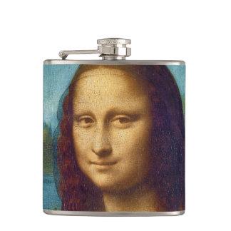 Da Vinci: Mona Lisa Hip Flask