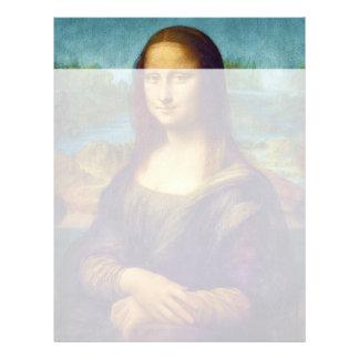 Da Vinci: Mona Lisa Letterhead