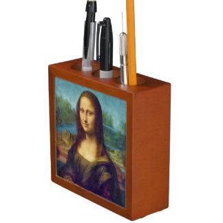 Da Vinci: Mona Lisa Pencil/Pen Holder